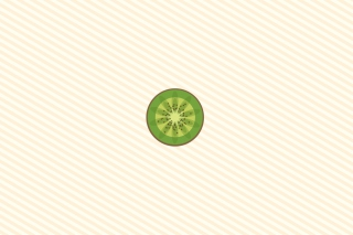 Kiwi Illustration Background for Android, iPhone and iPad