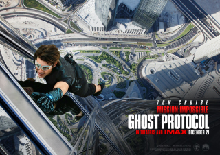 Картинка Mi4 Ghost Protocol для телефона