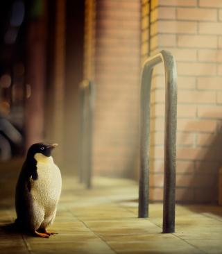 Penguin - Obrázkek zdarma pro Nokia X1-01