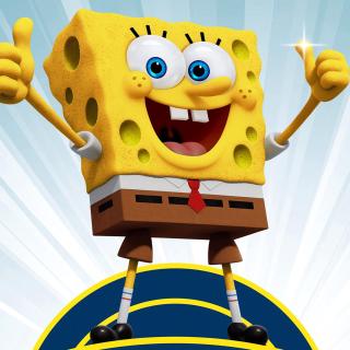 SpongeBob SquarePants - Obrázkek zdarma pro iPad Air