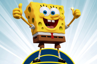 SpongeBob SquarePants Background for Android, iPhone and iPad