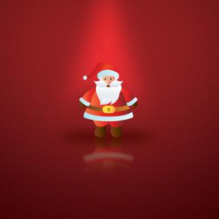 Santa Claus - Obrázkek zdarma pro iPad mini 2