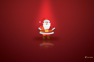 Santa Claus - Obrázkek zdarma pro 176x144