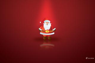 Santa Claus - Obrázkek zdarma pro Samsung Galaxy Tab 10.1