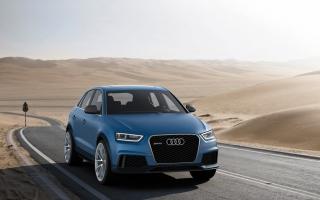 2012 Audi Rs Q3 Concept - Fondos de pantalla gratis Stub device