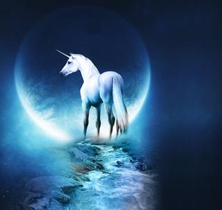 Last Unicorn - Obrázkek zdarma pro iPad