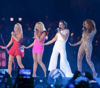 Spice Girls - Obrázkek zdarma pro 1024x1024