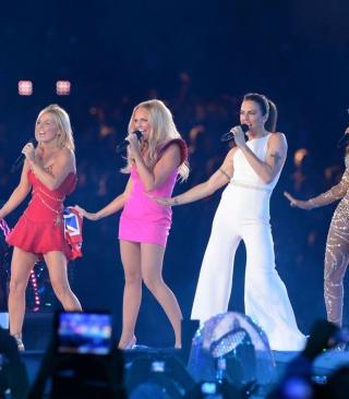 Spice Girls - Obrázkek zdarma pro 360x400