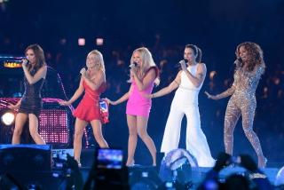 Spice Girls - Obrázkek zdarma pro Fullscreen 1152x864