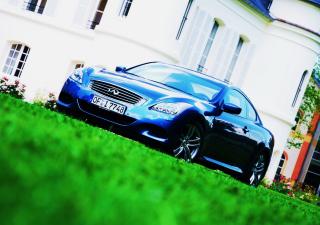 Infiniti G37 coupe - Obrázkek zdarma pro 1280x960