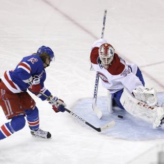 Montreal Canadiens Goalkeeper - Obrázkek zdarma pro iPad Air