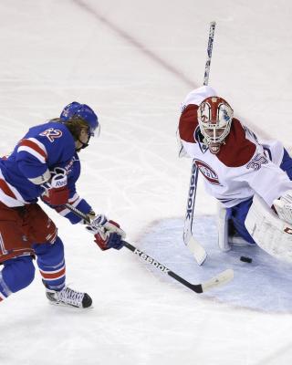 Montreal Canadiens Goalkeeper - Obrázkek zdarma pro Nokia C5-05