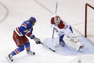 Montreal Canadiens Goalkeeper Picture for Android, iPhone and iPad