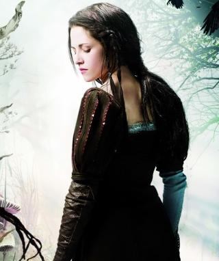 Kristen Stewart In Snow White And The Huntsman - Fondos de pantalla gratis para Huawei G7300