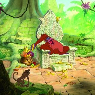 The Jungle Book - Obrázkek zdarma pro 128x128