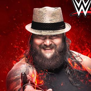 WWE 2K15 Bray Wyatt - Obrázkek zdarma pro 2048x2048