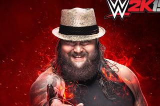 WWE 2K15 Bray Wyatt - Obrázkek zdarma pro Widescreen Desktop PC 1440x900