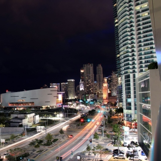 Miami City - Obrázkek zdarma pro 128x128
