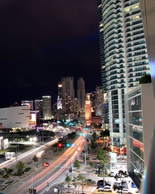 Miami City - Obrázkek zdarma pro 240x432