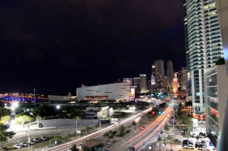 Miami City - Obrázkek zdarma pro LG Nexus 5