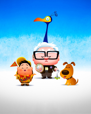Up Cartoon - Fondos de pantalla gratis para Nokia C1-01