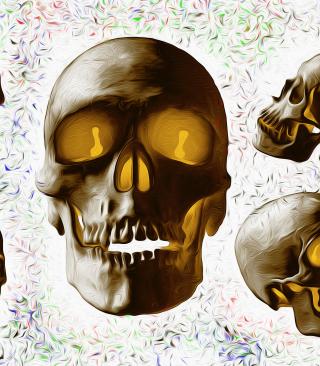 Golden Bones - Obrázkek zdarma pro 480x854