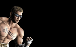 Johnny Cage form Mortal Kombat Wallpaper for Android, iPhone and iPad