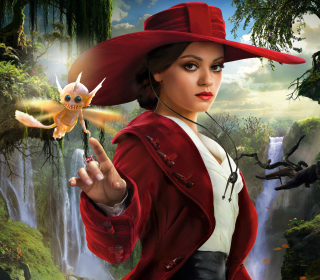 Mila Kunis In Oz The Great And Powerful - Obrázkek zdarma pro iPad Air