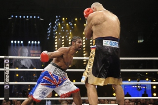 Free Valuev vs Haye Picture for Android, iPhone and iPad