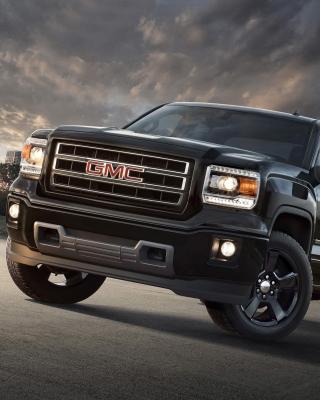 GMC Sierra Sport Trucks - Obrázkek zdarma pro iPhone 4