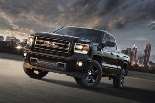 GMC Sierra Sport Trucks - Obrázkek zdarma pro HTC Desire