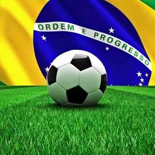 World Cup 2014 Brazil - Obrázkek zdarma pro iPad mini