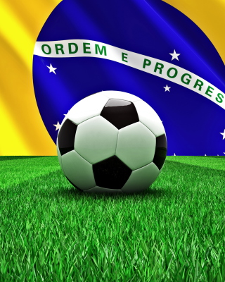 World Cup 2014 Brazil - Obrázkek zdarma pro 320x480