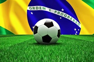 World Cup 2014 Brazil - Obrázkek zdarma pro Samsung Galaxy