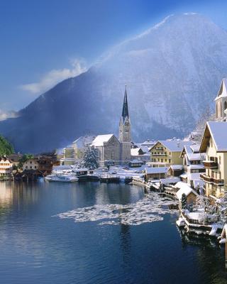 Hallstatt in Austria - Fondos de pantalla gratis para Nokia 5230