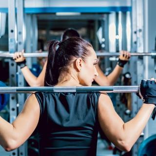 Fitness Gym Workout - Obrázkek zdarma pro iPad 2