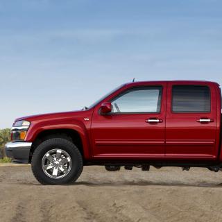 Chevrolet Colorado - Obrázkek zdarma pro iPad 2