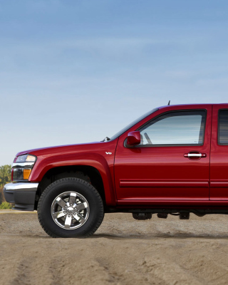Chevrolet Colorado - Obrázkek zdarma pro iPhone 5S