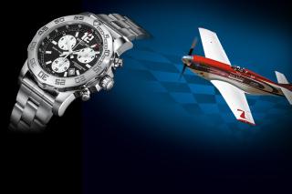 Breitling Colt Chronograph - Obrázkek zdarma pro Fullscreen Desktop 1400x1050