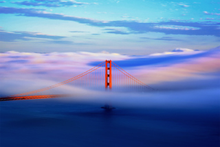 San Francisco Golden Gate Wallpaper for Android, iPhone and iPad