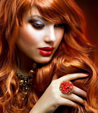Beautiful Girl - Obrázkek zdarma pro Nokia C5-05