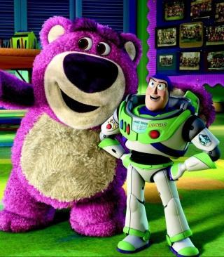 Toy Story - Obrázkek zdarma pro Nokia 206 Asha