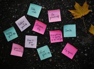 Life Quotes - Obrázkek zdarma pro 1280x960