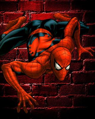 Spiderman - Obrázkek zdarma pro Nokia Lumia 2520