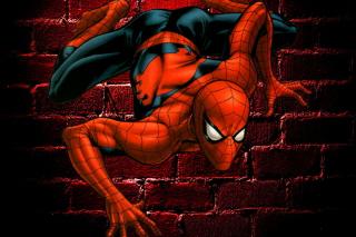 Spiderman - Obrázkek zdarma pro HTC Wildfire