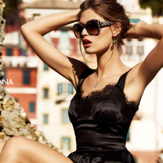 Dolce & Gabbana Designer Sunglasses - Obrázkek zdarma pro 208x208
