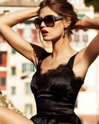 Dolce & Gabbana Designer Sunglasses - Obrázkek zdarma pro Nokia X3
