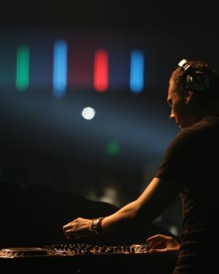 DJ Tiesto - Obrázkek zdarma pro Nokia X2-02