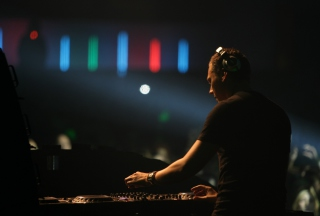 Free DJ Tiesto Picture for Android, iPhone and iPad