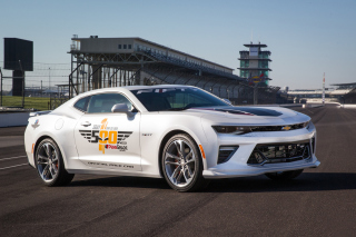Free Chevrolet Camaro Sport Coupe Picture for Android, iPhone and iPad
